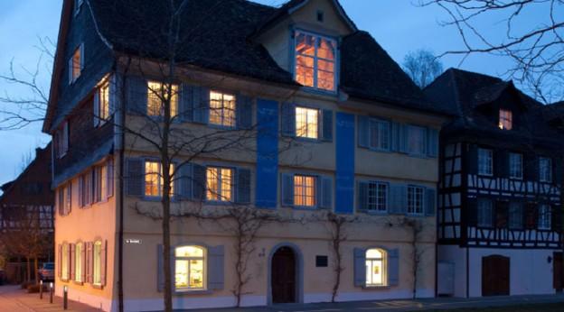 Bodman-Haus Gottlieben. (Bild: www.bodmanhaus.ch)