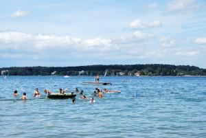 Der Tourismus am Bodensee ist ein bedeutender Wirtschaftsfaktor. (Bild: Archiv)