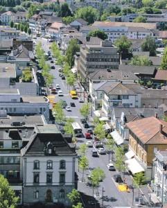 «Boulevard einst und heute» ist das Thema einer Führung im September. (Bild: archiv)