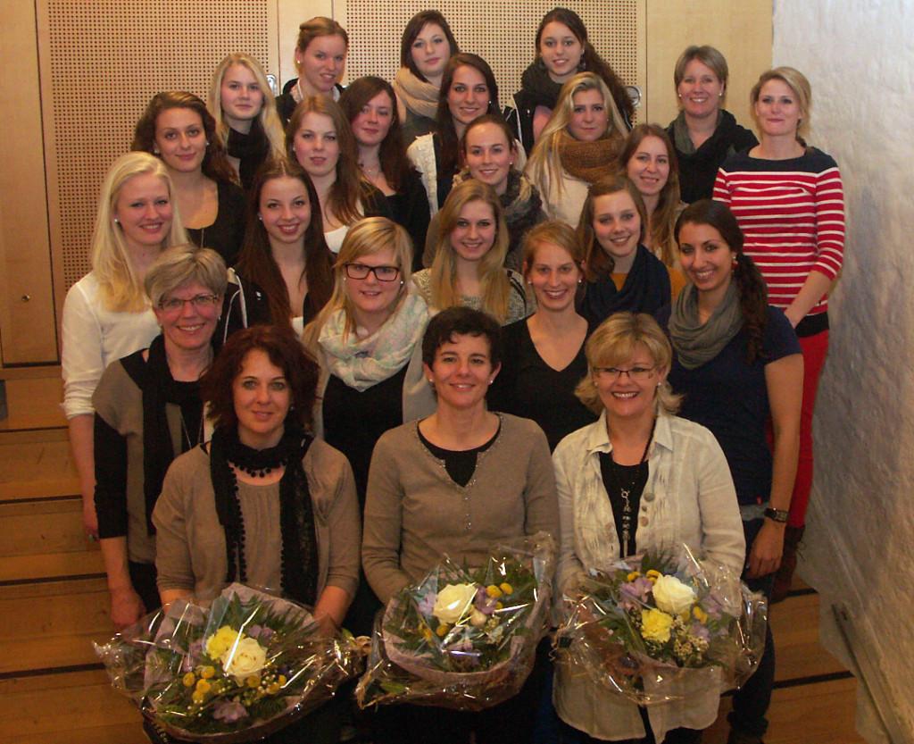 ie Gymnastik Gruppe Kreuzlingen ehrt 25 Mitglieder für ihre langjährige Treue. (Bild: zvg)