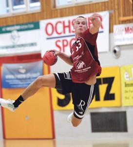 Der Topscorer des HSCK, Peter Schramm, wechselt zum NLA-Club HC Kriens-Luzern. (Bild: zvg)