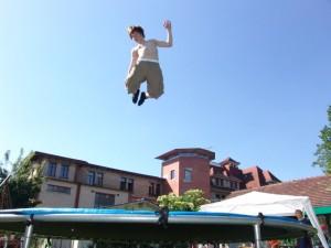 Beim Tag der offenen Schule ist viel geboten. (Bild: zvg)