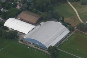 Konzertort Bodensee-Arena. (Bild: Archiv)