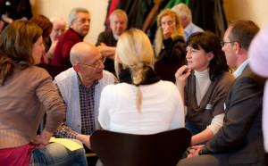 Über 60 Personen nahmen am Workshop «Kreuzlingen zeigt Stärke» teil. (Bild: zvg)