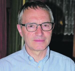 Präsident Elmar Raschle. (Bild: kb)