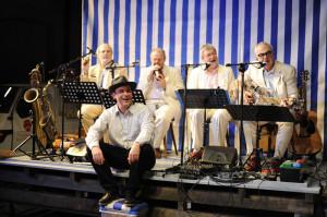 Szene aus dem Theaterstück «Der Geruch vom Bodensee». (Bild: Bjørn Jansen)