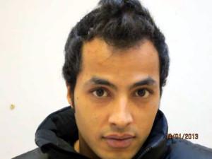 Entweichung aus dem Thurgauer Kantonalgefängnis. Der 24-jährige Hamza Baz. (Bild: Kapo TG)