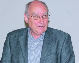 Urs Neuweiler, Präsident der Bürgergemeinde. (Bild: sb)