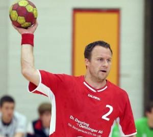 Trainer Tobias Eblen. (Bild: Gaccioli)