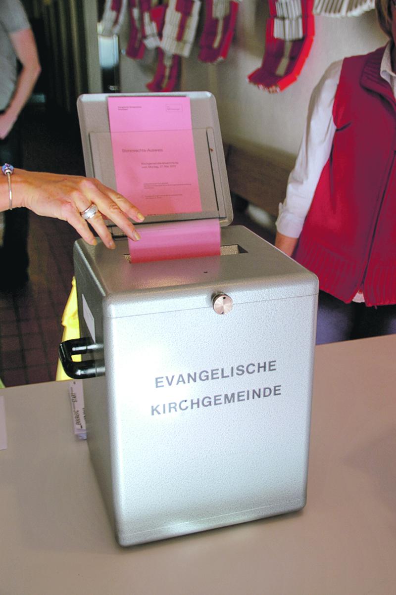 55 Stimmberechtigte nahmen an der Rechnungsgemeinde teil.(Bild: sb)