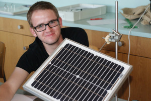 Die Schüler forschten zu regenerativen Energien. (Bild: zvg)