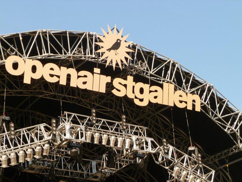 Das Ostschweizer Festival geht mit einem modernen Bezahlsystem neue Wege. (Bild: zvg)