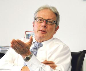 Jürg Schenkel ist Gast beim SP-Stadtgespräch. (Bild: Archiv)