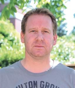 Präsident Andreas Schreiber. (Bild: kb)