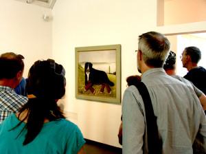 Zu Besuch bei Balbo und seinen Freunden im Kunstmuseum des Kantons Thurgau. (Bild: zvg)