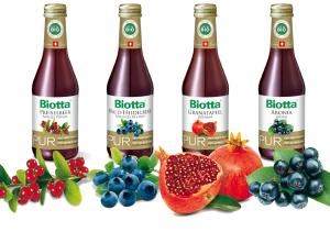 Ein gutes Beispiel Thurgauer Ernährungswirtschaft – die Biotta AG. (Bild: Biotta AG)