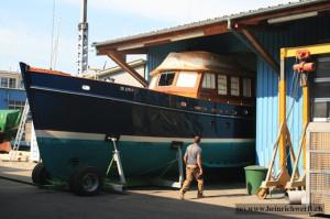 Die Bootswerft Heinrich AG feiert zehnjähriges Jubiläum. (Bild: www.heinrichwerft.ch)