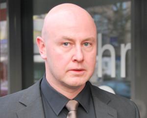 Staatsanwalt Patrick Müller war mit dem Urteil alles andere als zufrieden. (Bild: Thomas Martens)