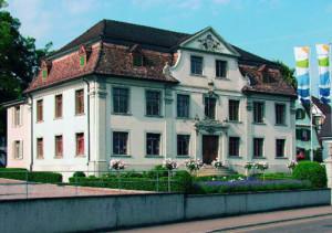 Das Museum Rosenegg.(Bild: Archiv)