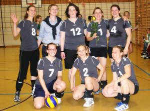 Die Damen des FTV Münsterlingen (Bild: zvg)