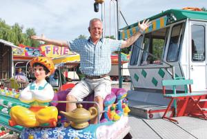 Fantastical-Präsident Markus Baiker will auch in diesem Jahr wieder 80000 Besucher zum Seenachtfest in Kreuzlingen willkommen heissen. (Bild: Thomas Martens)