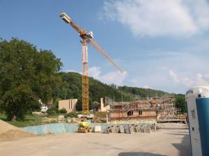 Die Zahl der evangelischen Zuzüge dürfte mit der starken Bautätigkeit im Kanton Thurgau zusammenhängen. (Bild: zvg)
