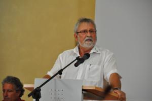 Jost Rüegg, Sprecher der Freien Liste. (Bild: archiv)