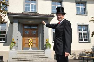 Schulleiter Michael Zogg. (Bild: Thomas Martens)