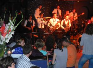 Gute Stimmung herrschte im Tanzbödeli anlässlich der Jazzmeile. (Bild: zvg)