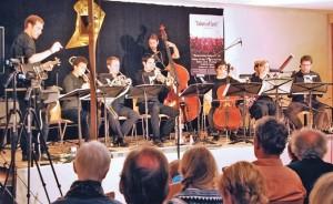 Das Rosenzweig Orchestra. (Bild: kb)