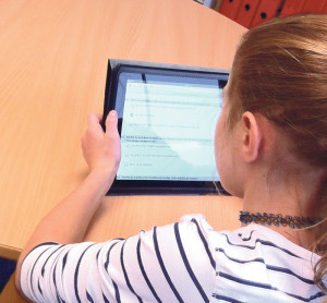 Kreuzlinger Primarschulen setzen auf Tablet-Computer. (Bild: zvg)