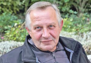 Hans-Ruedi Binswanger liest am Sonntag im Z88. (Bild: zvg)