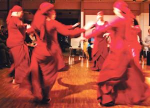 Die Hilal Dance Group aus Konstanz zeigt ägyptische Tänze. (Bild: zvg)