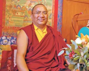 Lama Kunsang. (Bild: sb)