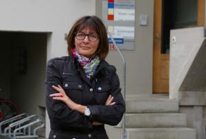 Vize-Stadtpräsidentin Dorena Raggenbass. (Bild: sb)