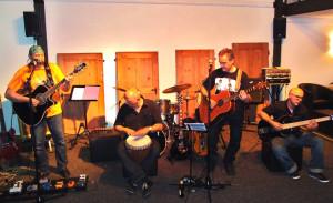 Die T-River Band. (Bild: zvg)