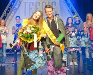 Zoë Holthuizen aus Zürich und Alexander Nannt aus Frauenfeld. (Bild: zvg)