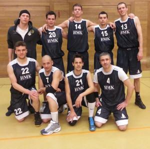 Die Kreuzlinger Basketballer spielen in der 3. Liga. (Bild: Afrime Musliu)
