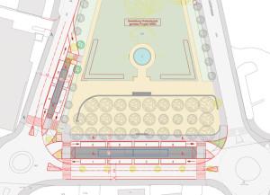 Mit diesem Entwurf geht der Stadtrat in die Abstimmung. (Bild: IDK)