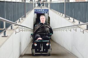 Der Diebstahl des Elektro-Rollstuhls von Nationalrat Christain Lohr in Frauenfeld wurde aufgeklärt. (Bild: Archiv)
