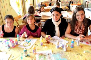 In der Arche können Kinder ihre Freizeit sinnvoll gestalten. (Bild: zvg)