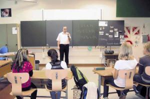 Islam-Unterricht in Kreuzlingen. (Bild: zvg)