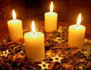 Wenn Kerzen in den Fenstern leuchten ... (Bild: zvg)