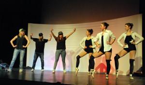 Hip Hop versus Ballett. (Bild: kb)