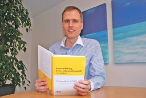 Christian Jordi, Präsident der Kinder- und Erwachsenenschutzbehörde Kreuzlingen, hält sich strikt an gesetzliche Vorgaben. (Bild: tm)