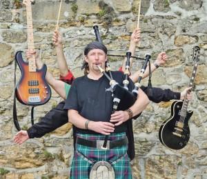 «Keltikon» stellt das neue Album im Irish Pub Hörnli vor. (Bild: zvg)