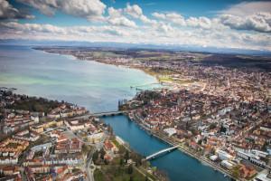 Die Stadt Konstanz gehört zu den attraktivsten in Deutschland. (Bild: TI Konstanz)