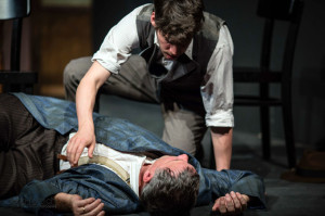 Das Phönix Theater zeigt eine Szenenfolge nach Otto Frei. (Bild: zvg)