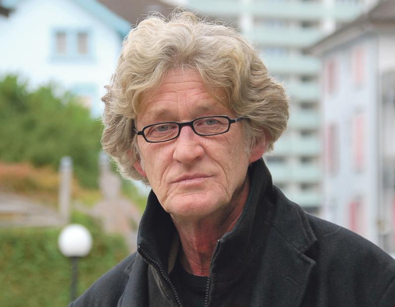 Holger Reile, Stadtrat in Konstanz. (Bild: Thomas Martens) - Reile