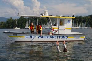 Zwei Personen sind 2013 in Thurgauer Gewässern ertrunken. (Bild: zvg)